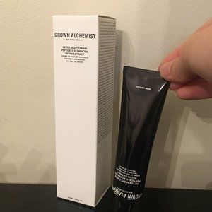 Grown Alchemist Detox Night Cream New with box